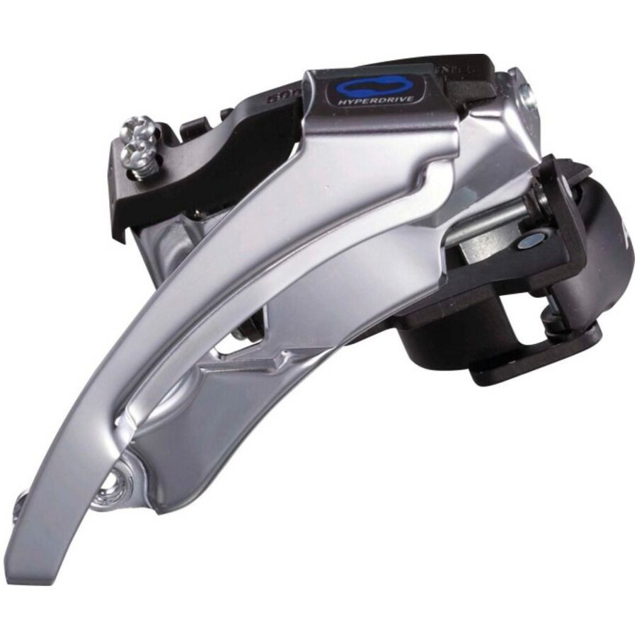 shimano altus fd m310 front derailleur 3x7 8 speed clamp dual pull silver at. Black Bedroom Furniture Sets. Home Design Ideas